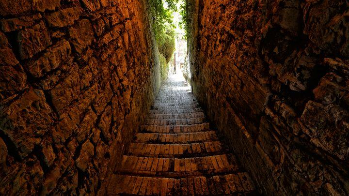 Steps into History - Simon Hark