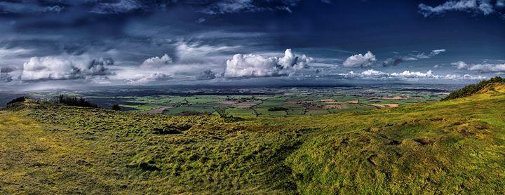 Wrekin View - Simon Hark