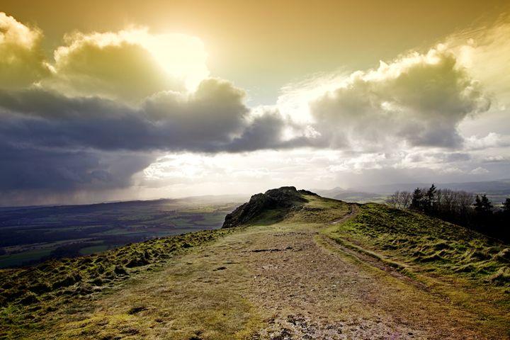 View from the Wrekin - Simon Hark