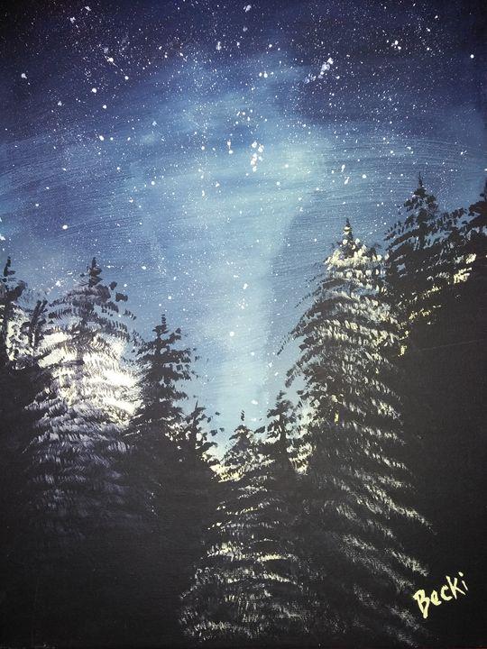Light of hope - Becki