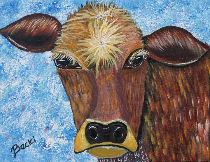 Cow - Becki