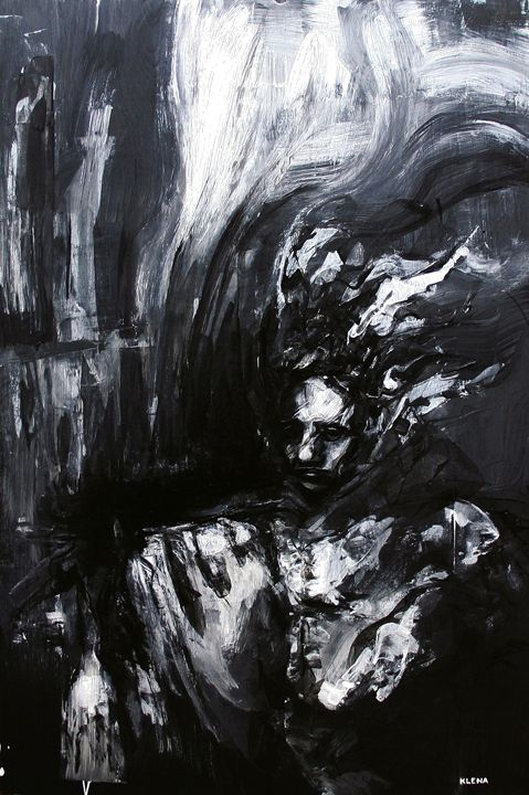 Voyeur at the Orgy - Jeff A. Klena