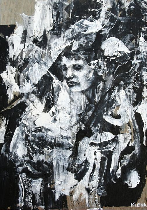 The Mo(u)rning Bride - Jeff A. Klena