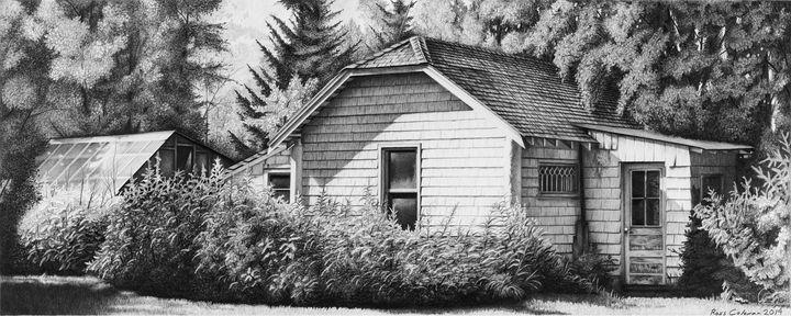 """""""Little White House"""" - Ross Coleman Studio"""