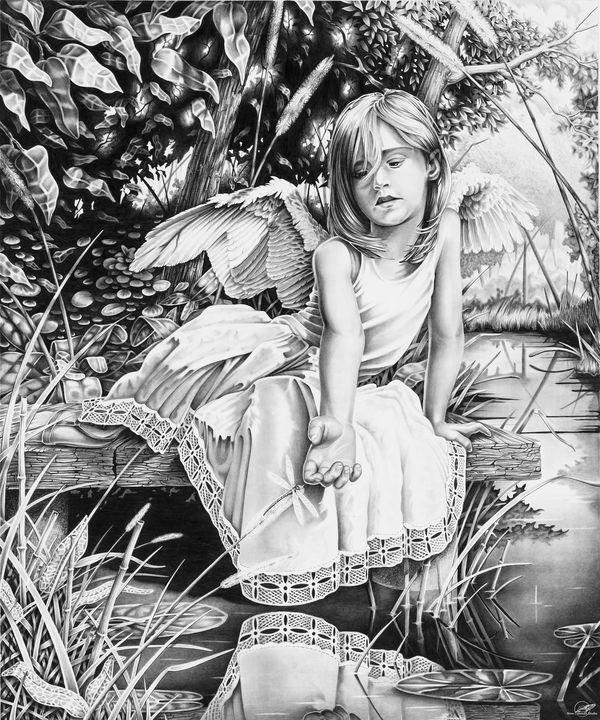 """Dragonfly"" - Ross Coleman Studio"