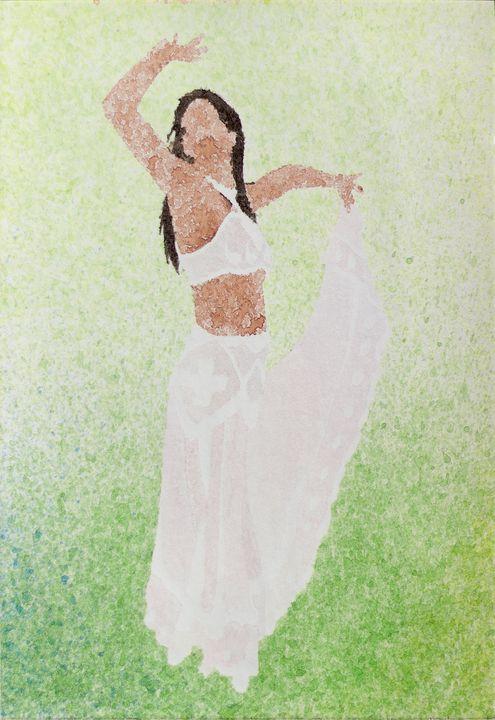 """""""Dancer 1"""" - Ross Coleman Studio"""