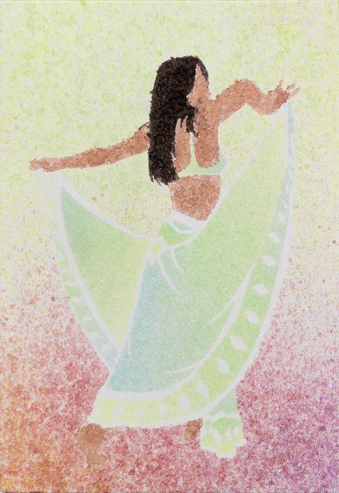 """""""Dancer 2"""" - Ross Coleman Studio"""