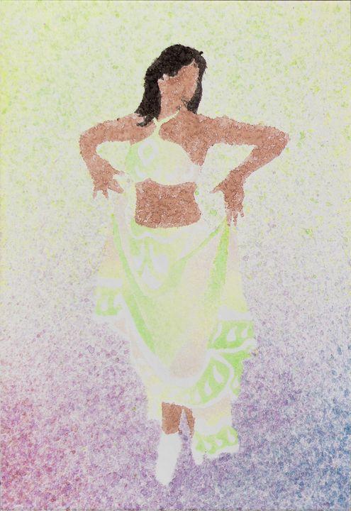 """""""Dancer 3"""" - Ross Coleman Studio"""