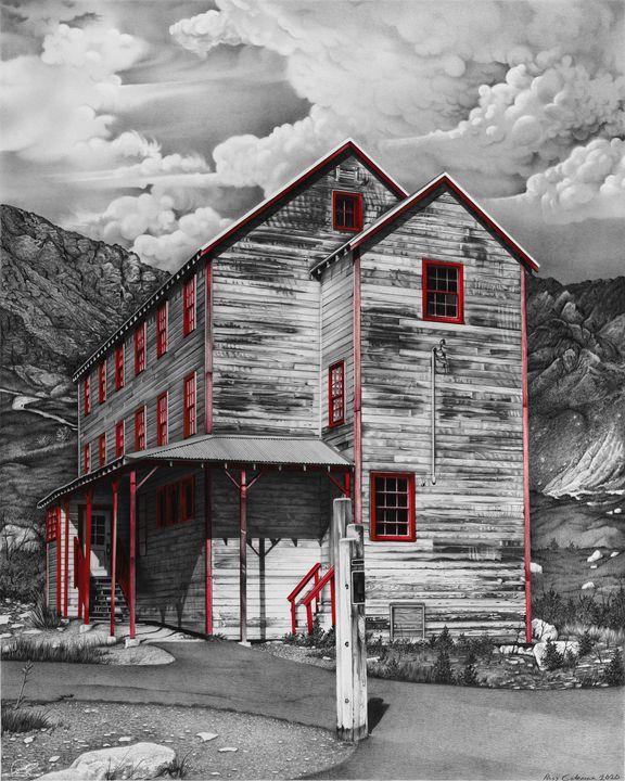 Independence Mine 3 - Ross Coleman Studio