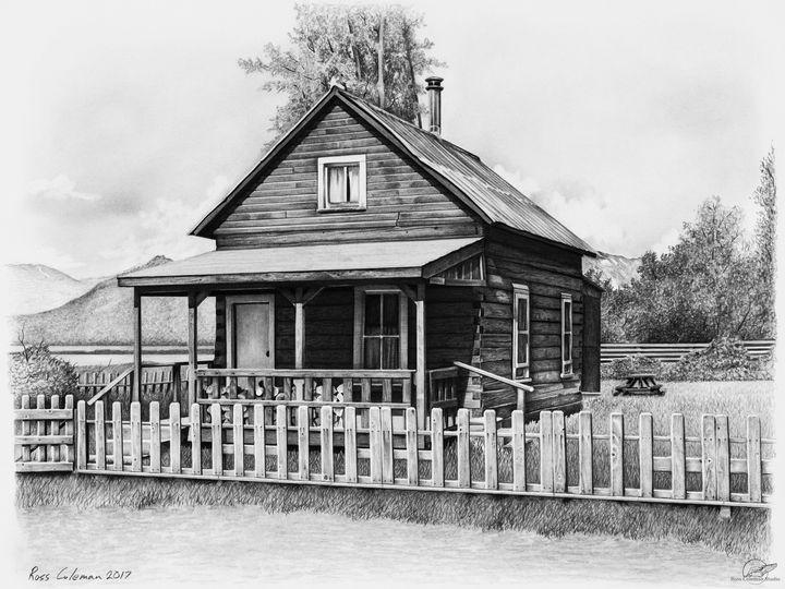 """""""The Coon Cabin"""" - Ross Coleman Studio"""