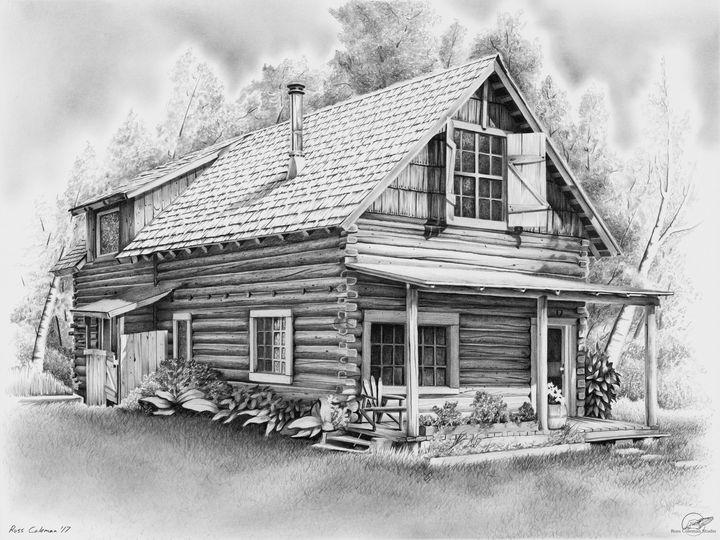 """The Hirshey Barn"" - Ross Coleman Studio"