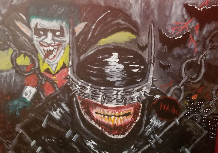 The Batman Who Laughed - OReilly Arts