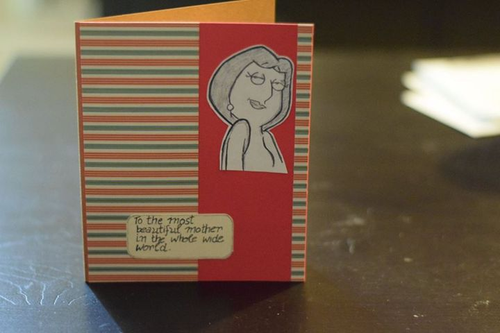 Mothers day Card - Delightfully Creative