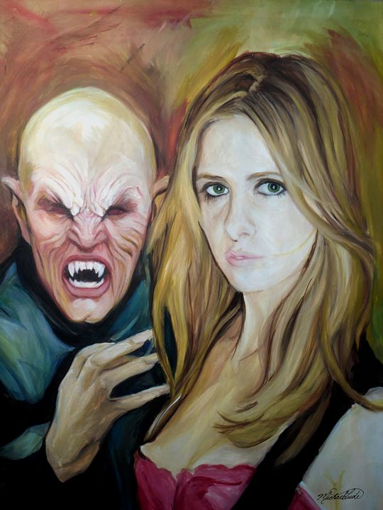 Buffy and the Master - Michael Lude