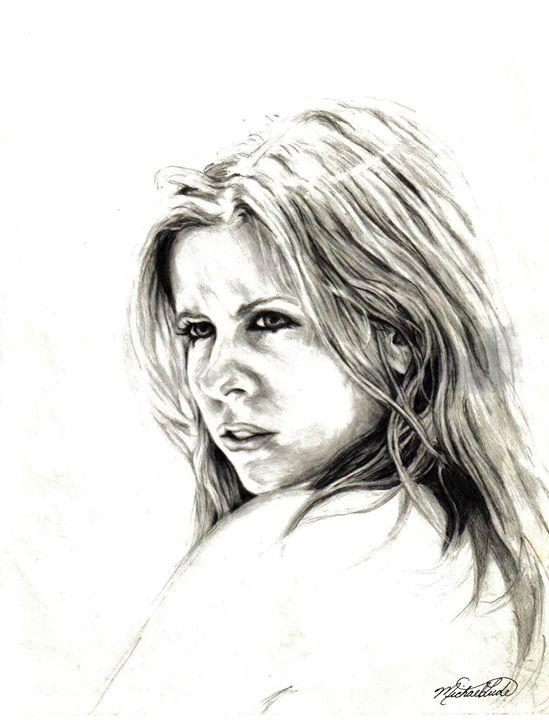 Buffy-Sarah Michelle Gellar 2 - Michael Lude