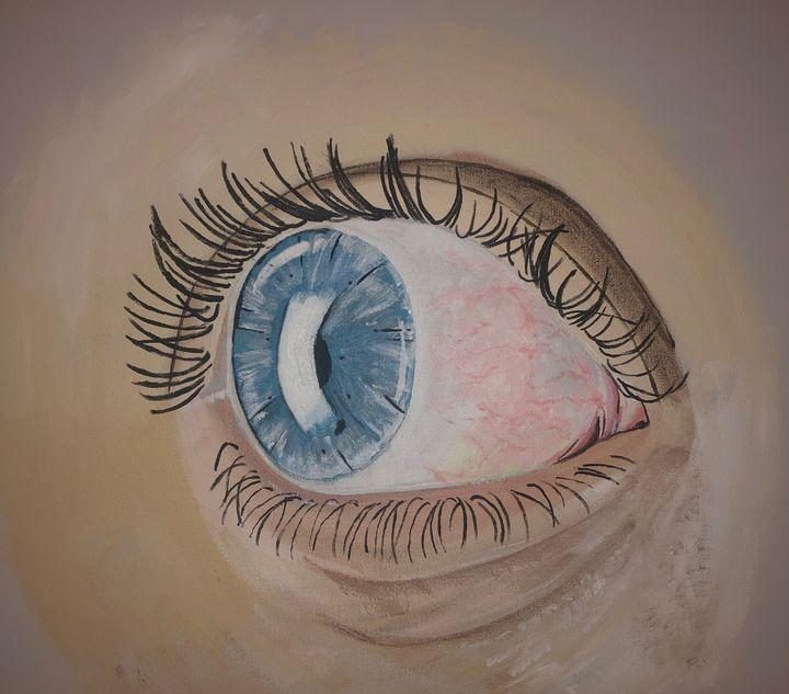 Listen with your eyes - Diamondfineartstudio
