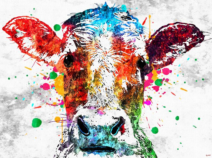 Cow - Daniel Janda