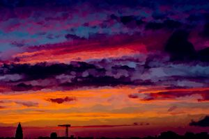 Sky Under Constrction