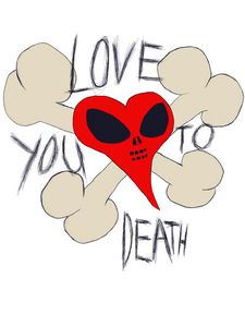 Love You to Death - Text