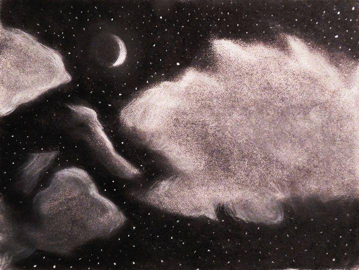 """""""Cloudzzz"""" - J. A. Morse Fine Arts"""