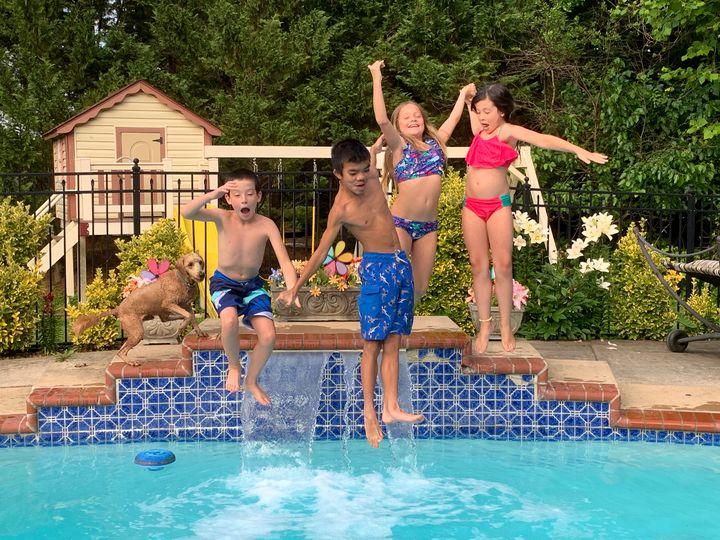 Summer Splash! - Hale Family Art