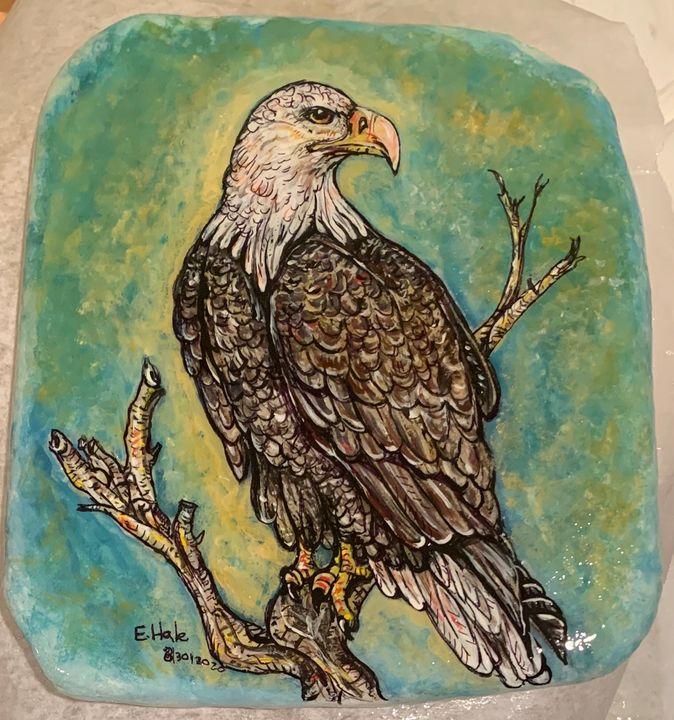 Eagle Rock - Hale Family Art