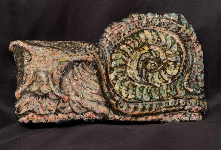 Snail Rock - Hale Family Art
