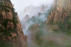 Huangshan Mist