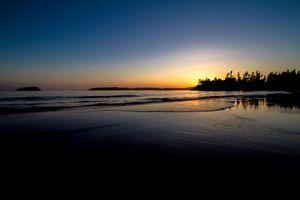 Beach Sunset - Pixtrinsic