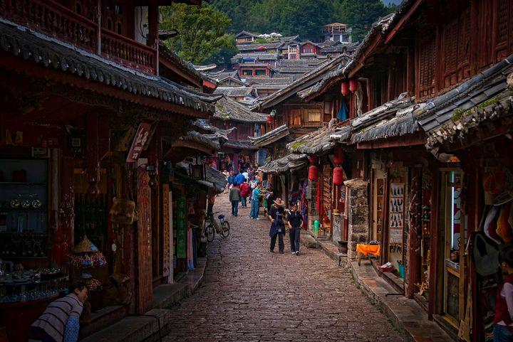 Lijiang Lane - Pixtrinsic