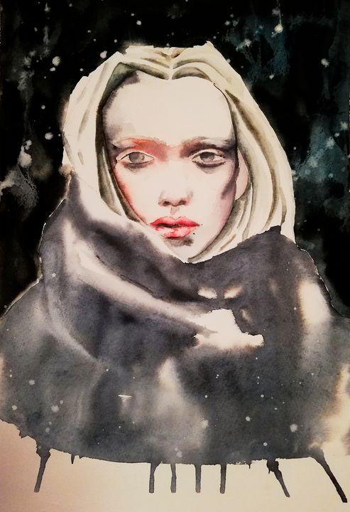 Girl and the Sky - Ka.ta.s.art