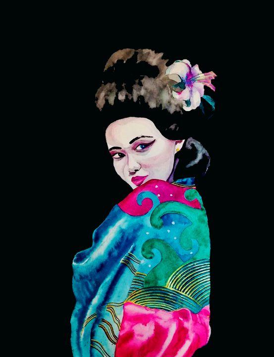 Geisha - Ka.ta.s.art