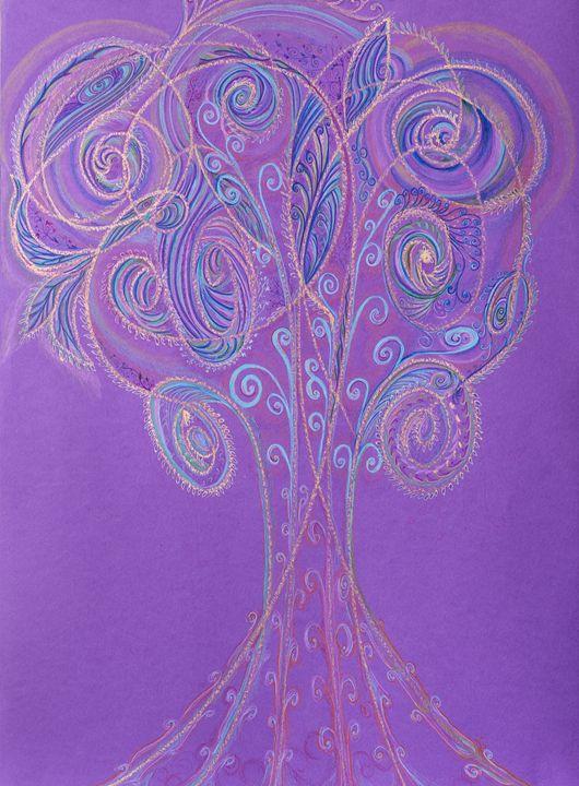 Divine Matrice - Drawings of Light