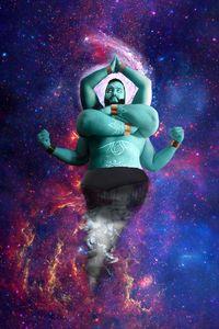 A Genie Awakens