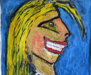 woman smile nwo