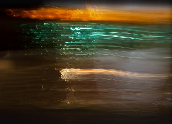 Sunset - Kixel Art Photography