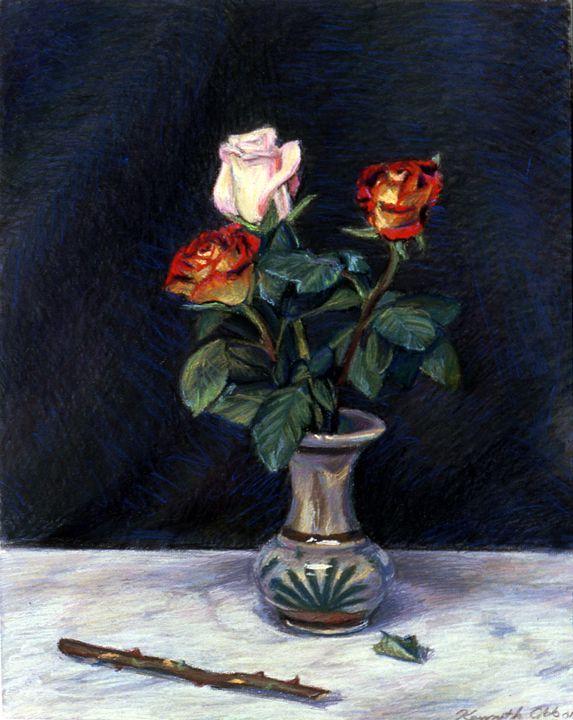 Rose - Kenneth P. Cobb
