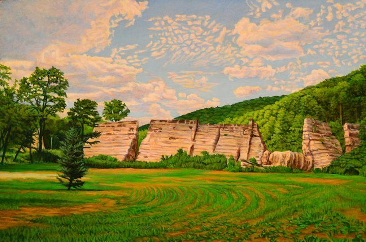 Austin Dam - Kenneth P. Cobb