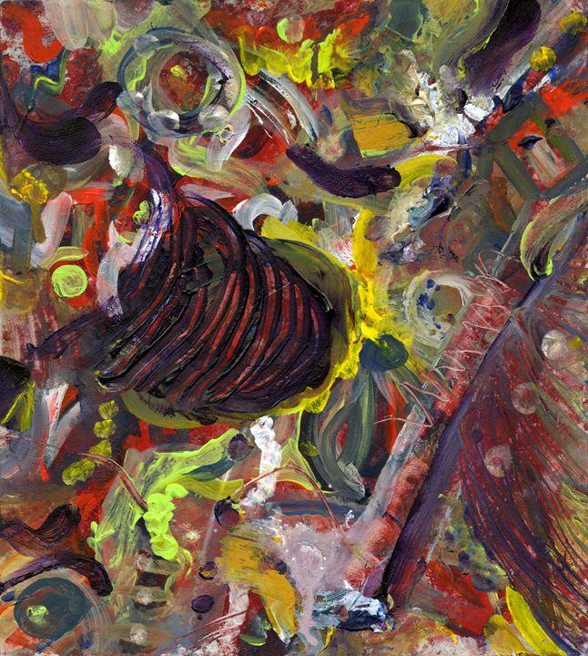 "Abstract ""untitlted"" - Chad Shariak"
