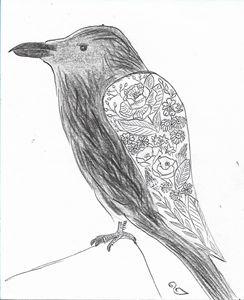 Crow - La Souris Qui Dessine