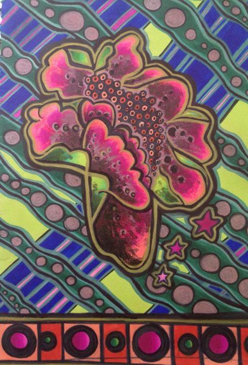Lunaquaflora - Nizz Bomb Art