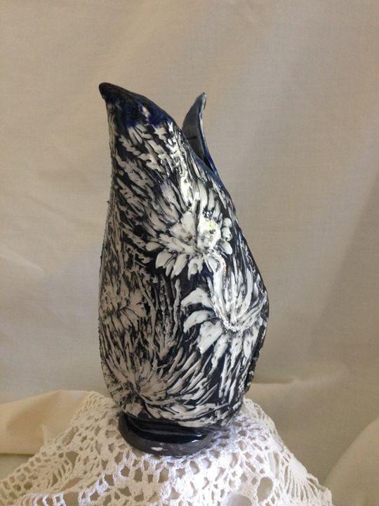 "Vase ""Inspiration"" - Maria's Gallery"