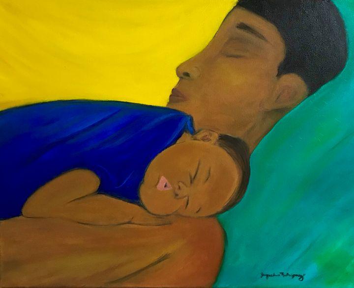 Resting in Love - Jacqueline Rodriguez