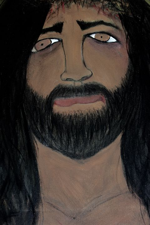 Sorrow of Christ - Jacqueline Rodriguez
