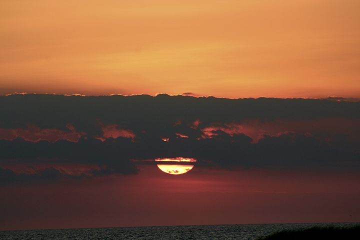 Cloudy Sunset, Cape May - Jacqueline Rodriguez