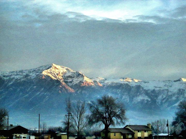 Mountains 3 - Heritage Art