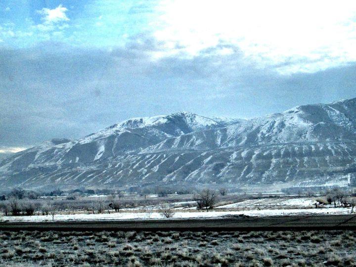 Mountains 1 - Heritage Art