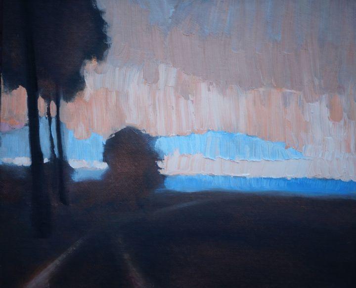 On the road - Béla Császár