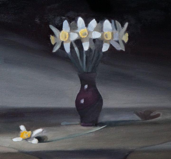 Spring flowers - Béla Császár