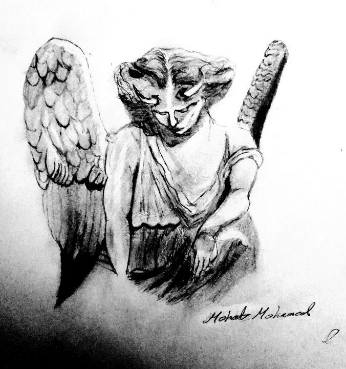 Fallen angel - Mohab's